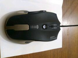 Gaming mouse oyuncu mouse ve mousepad