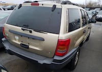 2001 Jeep Grand Cherokee LIMITED 4WD New Haven