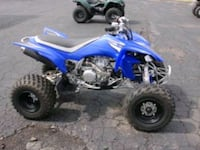 2008 Yamaha YFZ450 Enterprise, 89118