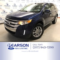 2012 Ford Edge SEL Zionsville