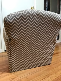 Chevron Print Toddler Rocking Chair Los Angeles, 91604