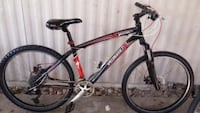 black and red Salcano hardtail mountain bike Phoenix, 85043