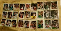 Basketball card lot of 350 cards