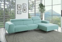 Sectional With Adjustable Headrest Houston, 77036