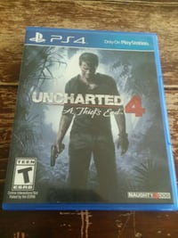Uncharted 4 Stafford, 22554