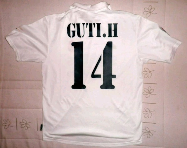 REAL MADRID camiseta GUTI Centenario