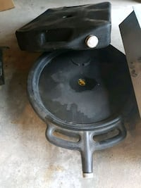 black and gray gas grill Waterloo, N2K 2P1