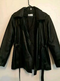 Leather jacket women's size medium Lethbridge, T1K 4L3