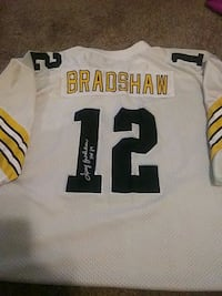 Autographed Terry Bradshaw Jersey