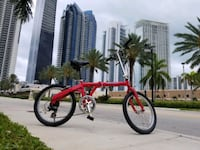 Folding bicycle 20 inch.