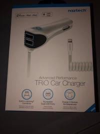 Trio Car Charger