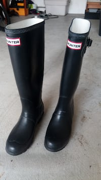 Hunter Boots, Original  good condition, size 6  Mississauga