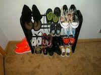 Shoe rack Omaha, 68104