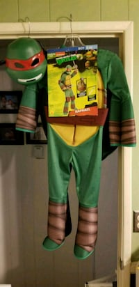 Rafael teenage mutant ninja turtles costume  Garden Grove, 92840