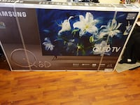 Svart Samsung Smart Tv 65 inch Stockholm
