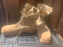 Boots,Military,Work