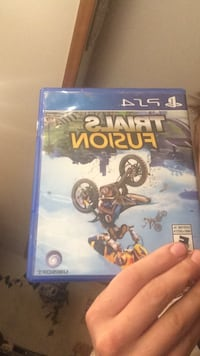 ps4 trail fushion Mount Airy, 21771
