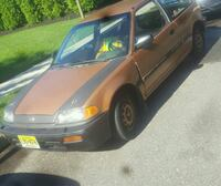 Honda - Civic - 1988 will trade