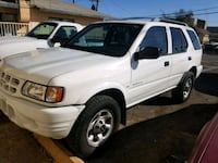 2001 Isuzu Rodeo North Las Vegas
