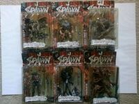 Mcfarlane Spawn Series 13 – Curse of the Spawn Virginia Beach, 23456