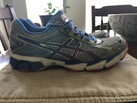 pair of ASICS running shoes Olive Branch, 38654
