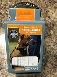 """New, unused..Kurgo Snout About(TM) Strap Head Halter Small 10-14"""" St Thomas, N5R 6M6"""