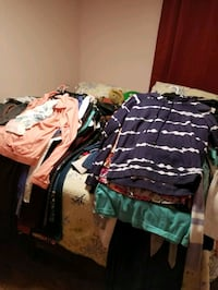 Clothes new size pants 6 and 8. Tops size small an Rustburg, 24588