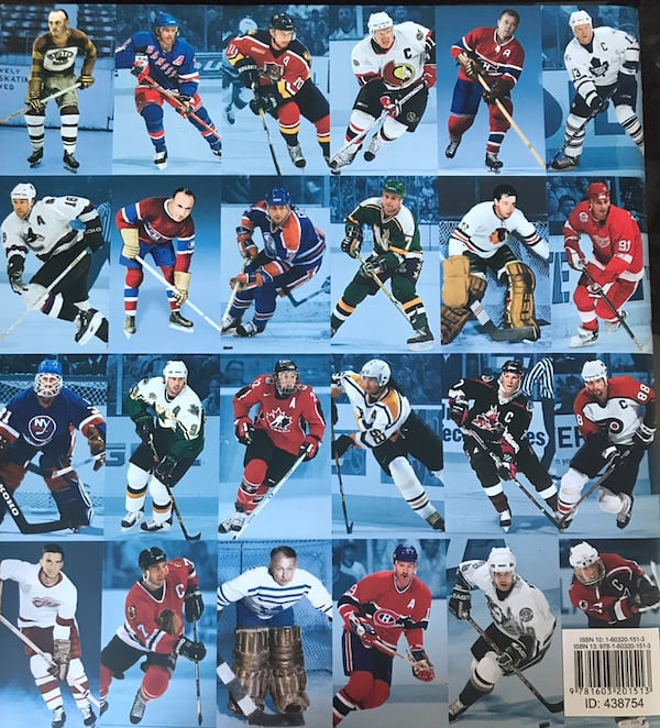 Sports Illustrated's The Hockey Book (Hardcover) f6fbda2d-8605-4aa6-a2ce-5ff8dca3a779