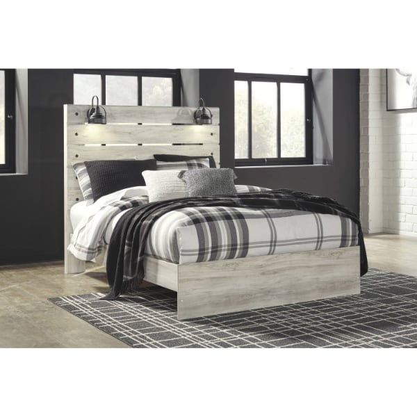 Cambeck Queen Panel Bed  - Brand New - Free Home Delivery SF bay area