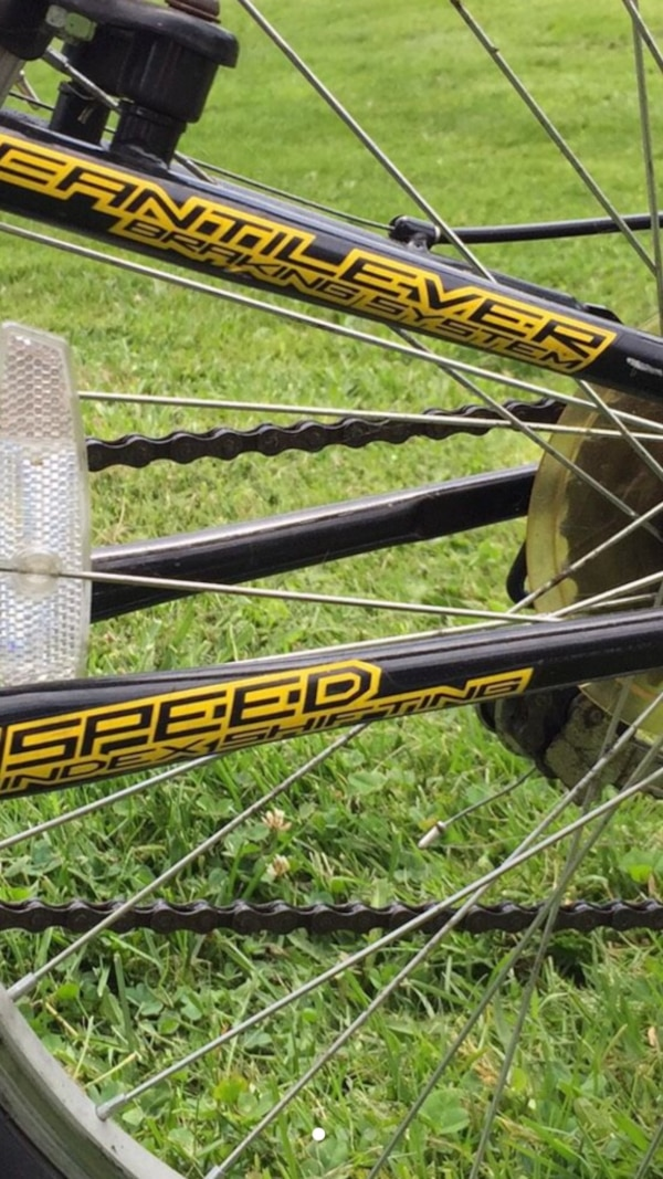 5c67e264a2d Used MAGNA Excitor 21 Speed Bike 2x Suspension for sale in West ...