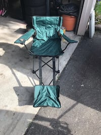 Foldable Chair With Leg Rest Brand New  Toronto, M9W 3W7