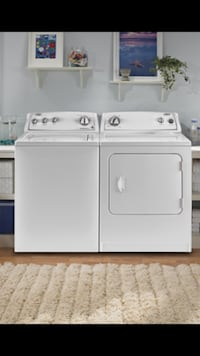 Whirlpool washer and dryer set brand new Brampton, L6X 5E2