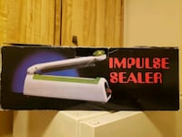 Impulse sealer  Victoria, V8T 2E9