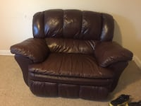 Brown leather sofas  Rock Hill, 29730