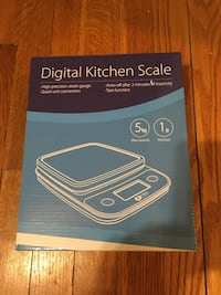 Digital scale Arlington, 22207