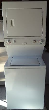 FRIGIDAIRE STACKABLE WASHER AND DRYER FOR SALE! Toronto