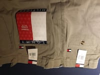 BN Tommy Hilfiger dress pants. Beige and navy blue kids size 12/14/16 Brand new with tags  Whitby, L1R 1Z1