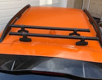 Thule Ride-On Adapter Factory Roof Rack to Thule product Whittier, 90601