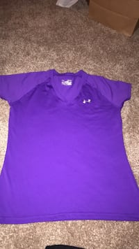 purple underarmour shirt Appleton, 54914