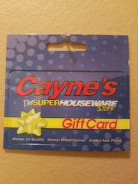 Houseware store gift card Toronto, M3A 3K8