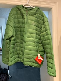 Outbound fall jacket