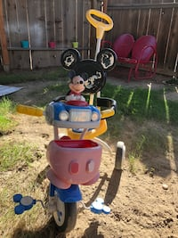 Toddler's pink and blue trike Bakersfield, 93307
