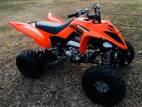 New Yamaha Raptor 700 EFI- less then 3hrs - I Will Personally Finance or Trade - Read add⬇ Stafford, 22556