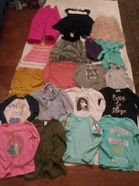 Size 4-5 girl clothes