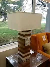Ra Windsor casino accent table lamp Mississauga