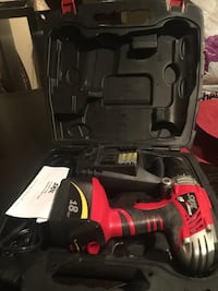 red and black cordless hand drill Woodbridge, 22193