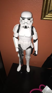 white and black robot toy Hialeah, 33012