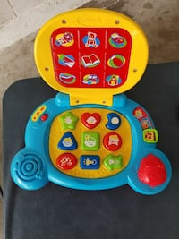 Like New Baby's Talking/Learning Laptop By VTech