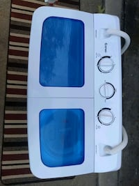 Portable mini Compact Washer and Dryer Montclair, 22025