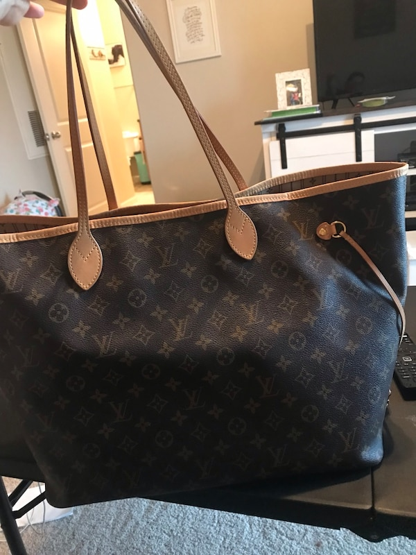 721a89b082a3 Used Louis Vuitton Neverfull GM for sale in Dallas - letgo